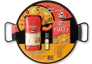 Kit complet à paella